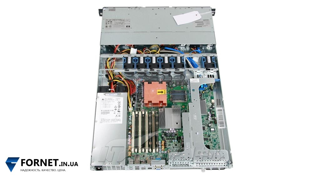 HP ProLiant DL360 G5 Server - Overview