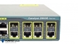 Коммутатор Cisco Catalyst WS-C2960G-24TC-L (Layer 2, 20x Gigabit RJ-45, 4x Gigabit Combo) 4