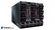 Модульное блейд-шасси Dell PowerEdge M1000e для блейд-серверов (6x PSU / 9x FAN / 2x CMC iKVM / 2x 10G-PTM / 2x M1601P) 0