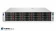 Сервер HP Proliant DL380p Gen8 (2x Xeon Eight E5-2670 2.6GHz / DDR III 128Gb / 25x 2.5