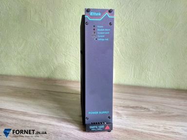 Блок питания ELTEK SMPS-1000-SI-24V (Вход: 220В / Выход: 10-30В 38,3 А / 920Вт)