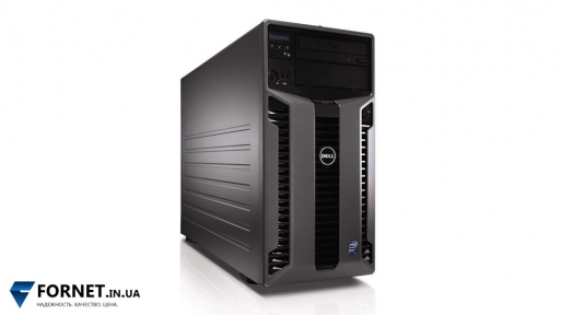 Сервер Dell PowerEdge T610 (2x Xeon X5650 2.66GHz / DDR III 48Gb / 2x 147GB SAS / 2PSU)