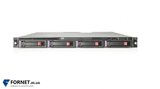 Сервер HP ProLiant DL160 G5 (1x Xeon E5405 2.00GHz / 8Gb / 4x 3.5