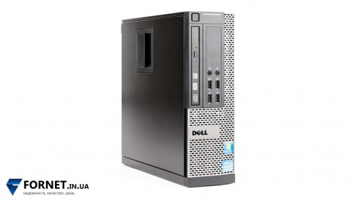 Системный блок DELL Optiplex 3010 SFF (Core™ i3-2120 3.3Ghz / DDR III 4Gb / 250Gb) + Windows 7 Pro