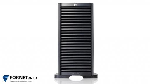 Сервер HP ProLiant ML350 G6 (2x Xeon X5650 2.66GHz / DDR III 64Gb / 2x 300GB SAS / P410i / 2PSU)