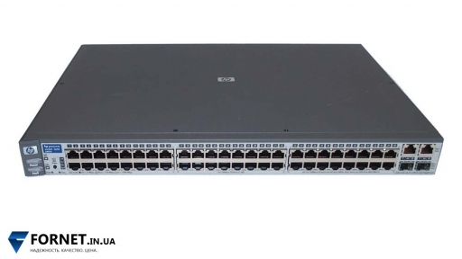 Коммутатор HP ProCurve Switch 2650 (J4899A / Layer 2, 48x RJ-45, 2x Gigabit Combo)