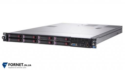 Сервер HP ProLiant DL360 G7 (2x Xeon X5640 2.66GHz / DDR III 24Gb / 2x 147GB SAS / P410i / 2PSU)