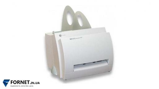 Лазерный принтер HP LaserJet 1100