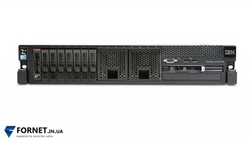 Сервер IBM X3650 M3 (2x Xeon E5620 2.40GHz / DDR III 32Gb / 2x 147Gb SAS / 2PSU)