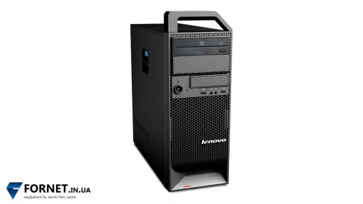 Рабочая станция LENOVO ThinkStation S20 (Xeon W3550 3.07Ghz / DDR III 12Gb / 250Gb SATA / QUADRO 4000 2Gb) + Windows 7 Pro