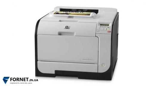 Лазерный принтерHP COLOR LaserJetM451DN
