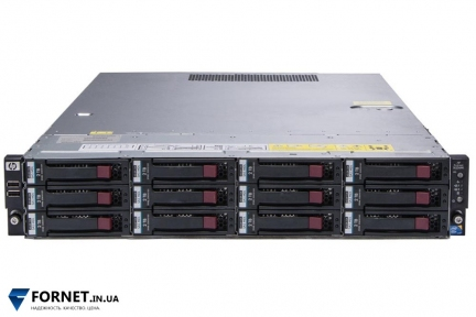 Сервер HP ProLiant SE326 M1 (2x Xeon L5630 2.13GHz / DDR III 24Gb / 12x 3.5