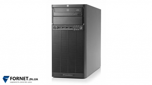 Сервер HP Proliant ML110 G7 (1x Xeon E3-1220 3.1GHz / DDR III 8Gb / 2x 250Gb SATA / 1PSU)