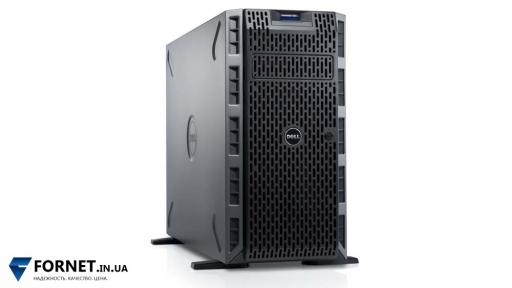 Сервер Dell PowerEdge T320 (1x Xeon E5-2407 2.20GHz / DDR III 24Gb / 2x 147GB SAS / 2PSU)