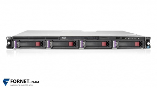 Сервер HP ProLiant DL160 G6 (2x Xeon E5530 2.40GHz / DDR III 16Gb / 4x 3.5