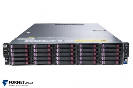 Сервер HP ProLiant SE326 M1 (2x Xeon E5620 2.40GHz / DDR III 24Gb / 25x 2.5