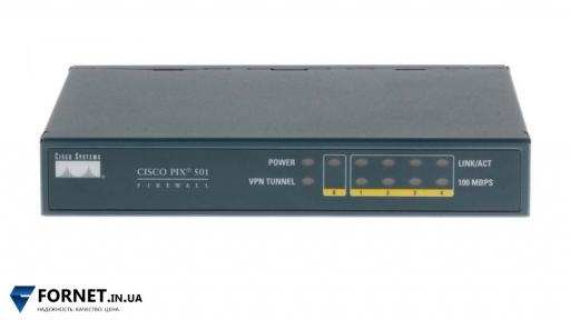 Маршрутизатор Cisco PIX 501 Security Appliance