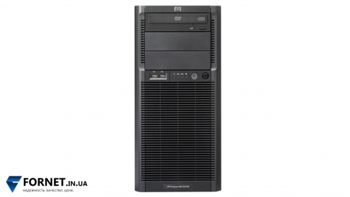 Сервер HP ProLiant ML150 G6 (1x Xeon X5550 2.66GHz / DDR III 16Gb / 2x 300GB SAS / P212 / 2PSU)