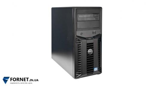 Сервер Dell PowerEdge T110 (1x Xeon X3430 2.40GHz / DDR III 8Gb / 160GB SATA / 1PSU)