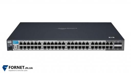 Коммутатор HP ProCurve Switch 2810-48G(J9022A / Layer 2, 44x Gigabit RJ-45, 4x Gigabit Combo)