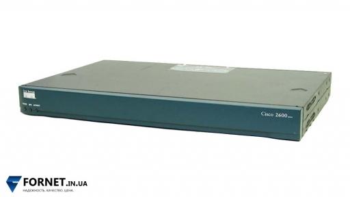 Маршрутизатор Cisco 2600 XM
