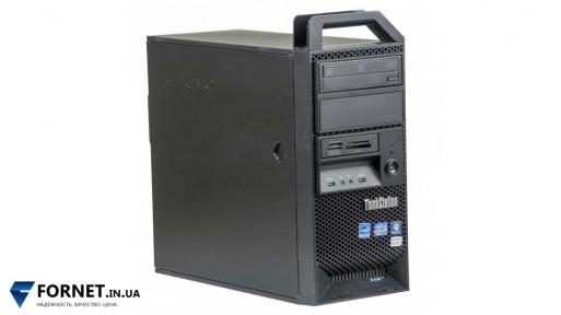 Рабочая станция LENOVO ThinkStation E30 (Core i3-2120 3.3Ghz / DDR III 8Gb / 250Gb SATA / QUADRO 600) + Windows 7 Pro