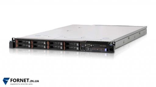 Сервер IBM X3550 M3 (2x Xeon E5620 2.40GHz / DDR III 32Gb / 2x 147Gb SAS / 2PSU)