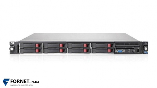 Сервер HP ProLiant DL360 G6 (2x Xeon E5620 2.4GHz / DDR III 24Gb / 2x 147GB SAS / P410i / 2PSU)
