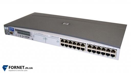 Коммутатор HP ProCurve Switch 2524 (J4813A / 24x RJ-45)
