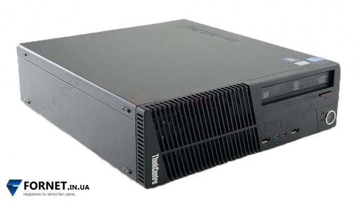 Системный блок LENOVO ThinkCentre M71e (PentiumG630 2.70Ghz / DDR III 4Gb / 500Gb) + Windows 7 Pro