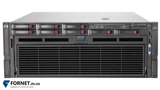 Сервер HP ProLiant DL585 G7 (4x AMD Opteron 6180 SE 2.5GHz / DDR III 64Gb / 2x 147GB SAS 15k/ 4PSU)