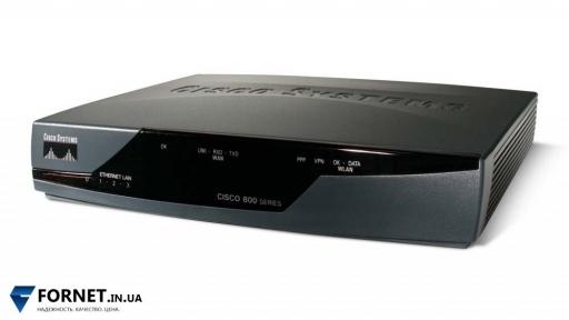 Маршрутизатор Cisco 837