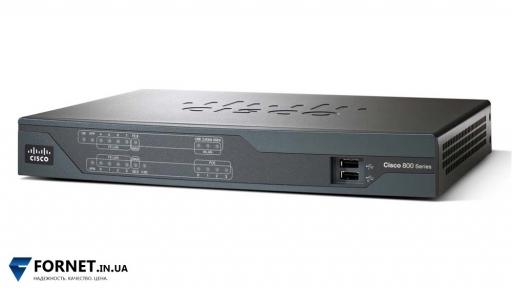 Маршрутизатор Cisco 888-SEC-k9