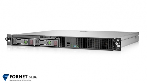 Сервер HP Proliant DL320e Gen8 v2 (Xeon E3-1220v3 3.1GHz / DDR III 8Gb / 1PSU)