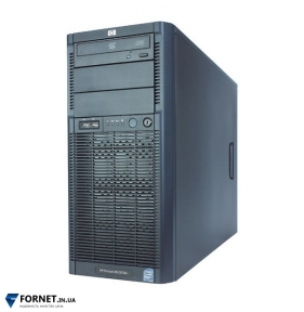 Сервер HP ProLiant ML330 G6 (1x Xeon X5650 2.6GHz/ DDR III 24Gb / 2x 250GB / P410i / 2PSU)