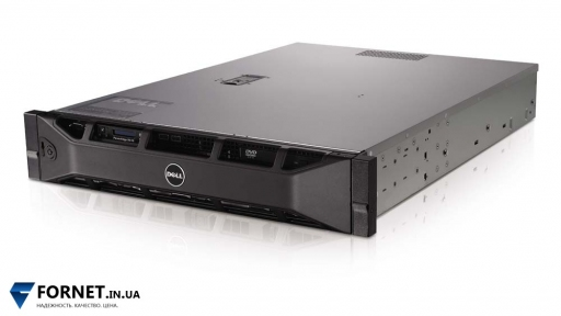 Сервер Dell PowerEdge R510 (2x Xeon E5620 2.40GHz / DDR III 24Gb / 2x 147GB SAS / 2PSU)