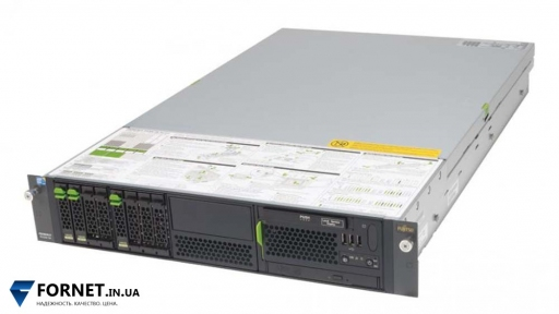 Сервер  Fujitsu PRIMERGY RX300 S6 (2x Xeon E5620 2.40GHz / DDR III 24Gb / 2PSU)