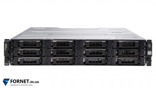 СХД Dell PowerVault MD3200i (2x 0770D8 (4x1Gb iSCSI in module) / 2PSU)
