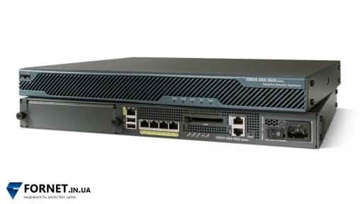 Маршрутизатор Cisco ASA 5520
