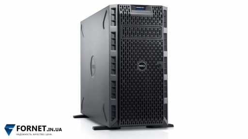 Сервер Dell PowerEdge T320 (1x Xeon E5-2430 2.20GHz / DDR III 24Gb / 2x 147GB SAS / 2PSU)
