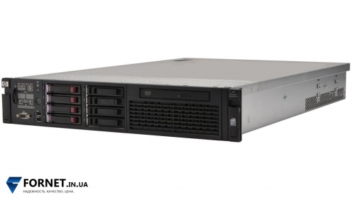 Сервер HP ProLiant DL380 G6 (2x Xeon X5650 2.66GHz / DDR III 64Gb / 2x 300GB SAS / P410i / 2PSU)