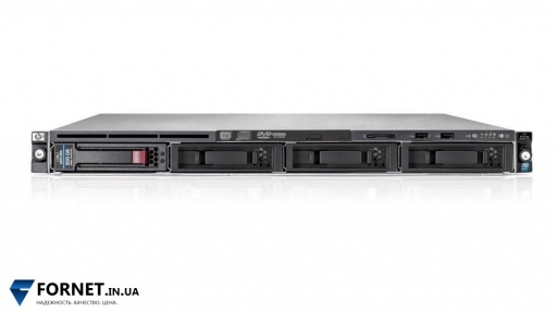 Сервер HP ProLiant DL120 G6 (1x Xeon X3430 2.40GHz / DDR III 12Gb / B110i  / 1PSU)