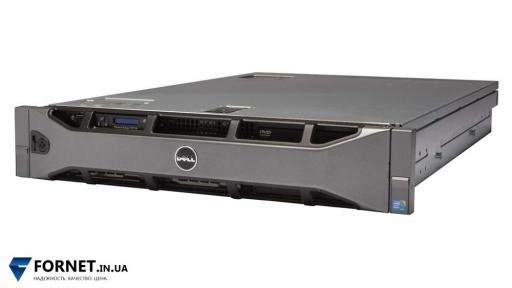Сервер Dell PowerEdge R710 (2x Xeon E5520 2.26GHz / DDR III 24Gb / PERC 6 / 2PSU)