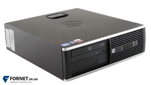 Системный блок HP 6200 PRO SFF (Pentium G630 2.7Ghz / DDR III 4Gb / 250Gb) + Windows 7 Pro