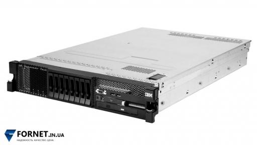 Сервер IBM X3650 M2 (2x Xeon X5550 2.66GHz / DDR III 32Gb / 2x 147Gb SAS / 2PSU)