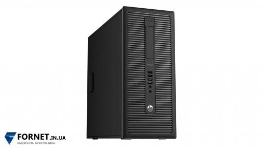 Системный блок HP ProDesk 600 G1 TWR (Intel® Core™ i5-4570 up to 3.60 GHz / DDR III 4Gb / 500Gb) + Windows 7 Pro