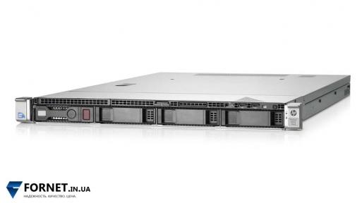 Сервер HPProLiantDL160pGen8 (2x Xeon Hexa E5-2640 2.5GHz / DDR III 64Gb / B120i / 1PSU)