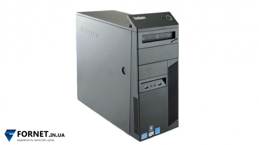 Системный блок LENOVO ThinkCentre M91p Tower (Core™ i3-2100 3.3Ghz / DDR III 4Gb / 500Gb) + Windows 7 Pro