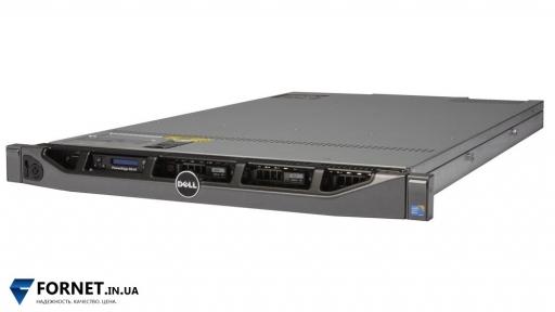 Сервер Dell PowerEdge R610 (2x Xeon E5530 2.40GHz / DDR III 24Gb / 2x 147GB SAS / 2PSU)
