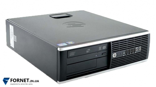 Системный блок HP 8200 ELITE SFF (Core™ i3-2100 3.1Ghz / DDR III 4Gb / 500Gb)